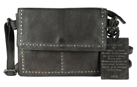 Latico Leather Cleo Crossbody