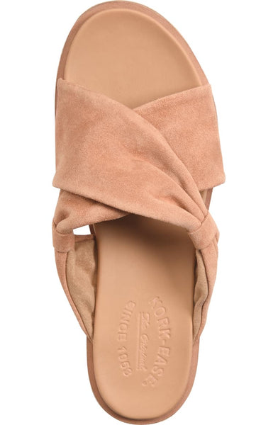 Kork-Ease Zel Orange Suede