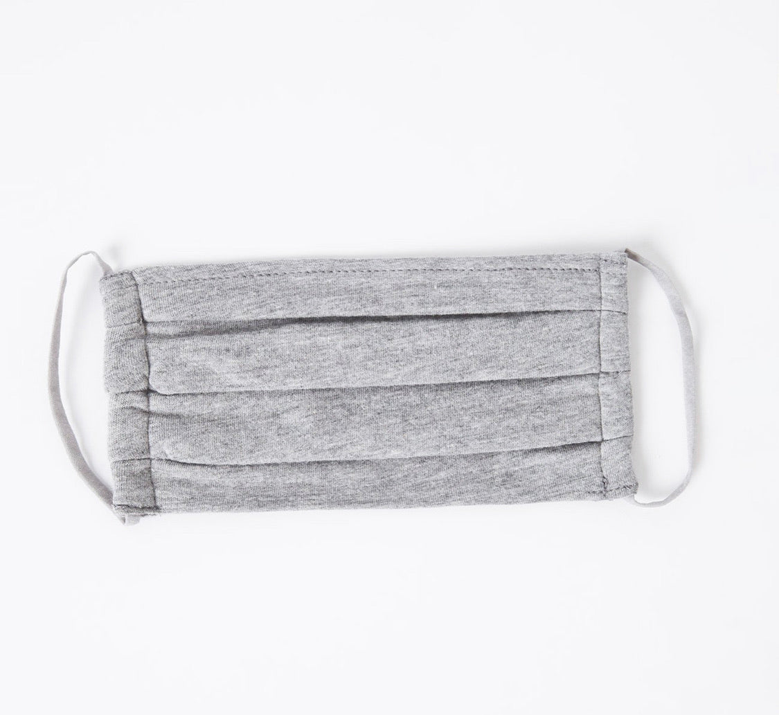 Z Supply Mask, Heather Grey