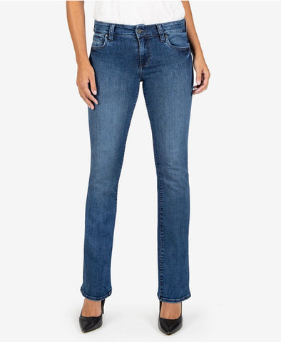 Natalie Bootcut In Doer Wash Kut From The Kloth Jeans