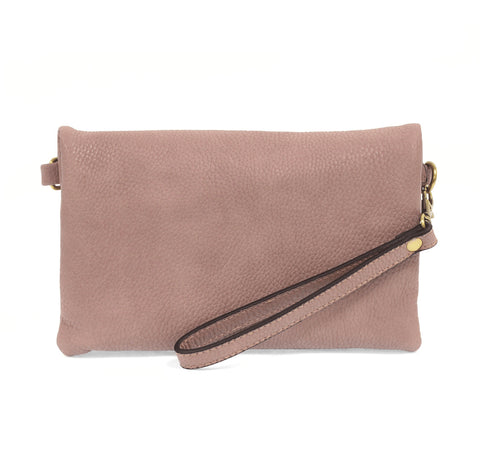 Dusty Amethyst Joy Susan Kate Crossbody Clutch