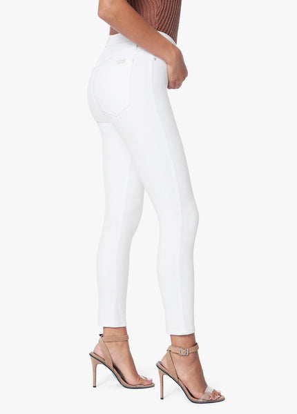 High Rise Skinny Crop Joes Jeans, White