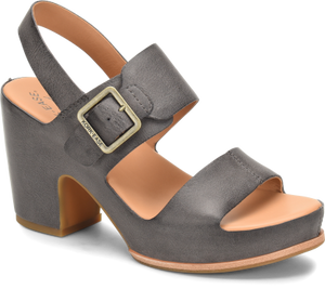 Kork-Ease San Carlos Grey Wedge
