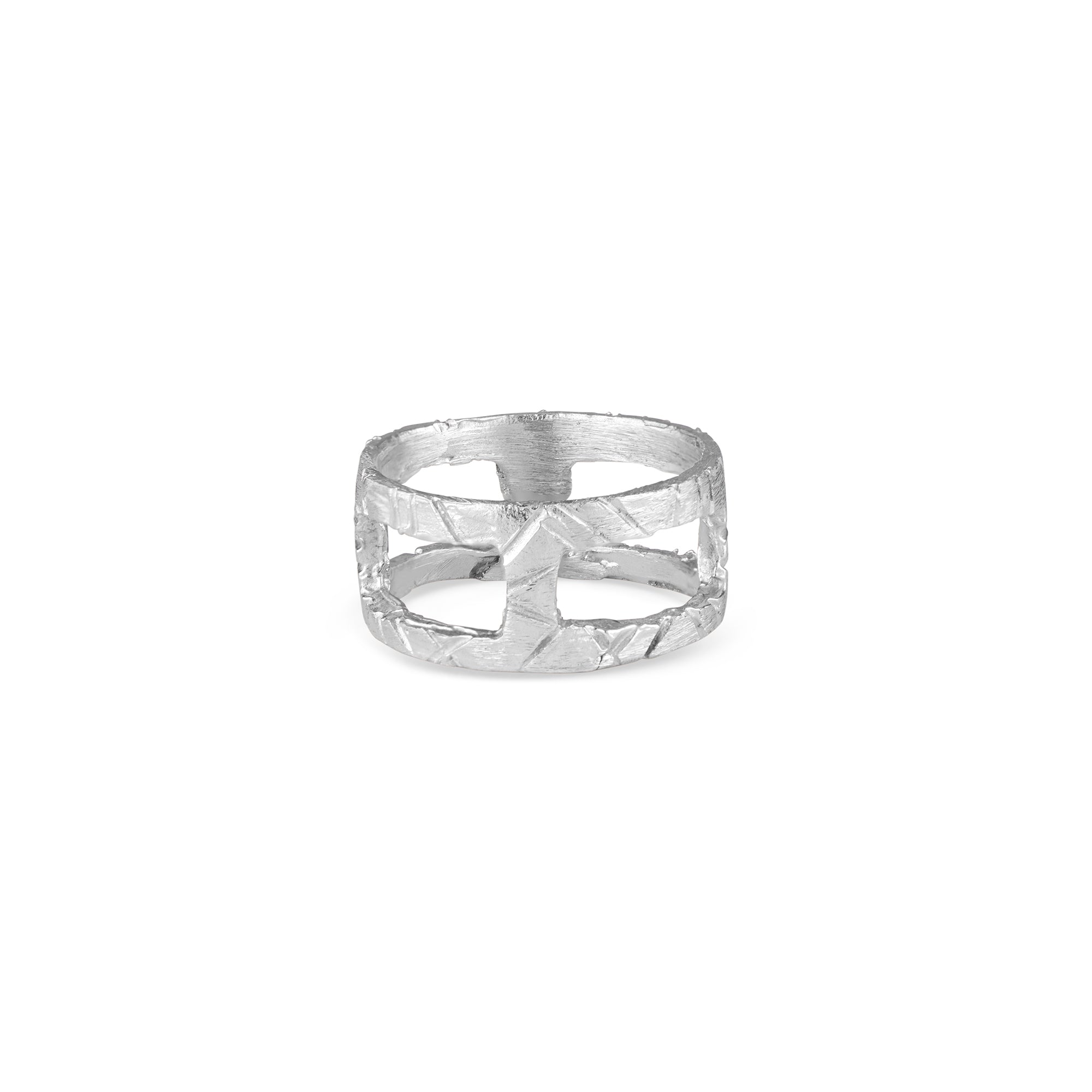 Sterling Silver Kathleen Ring
