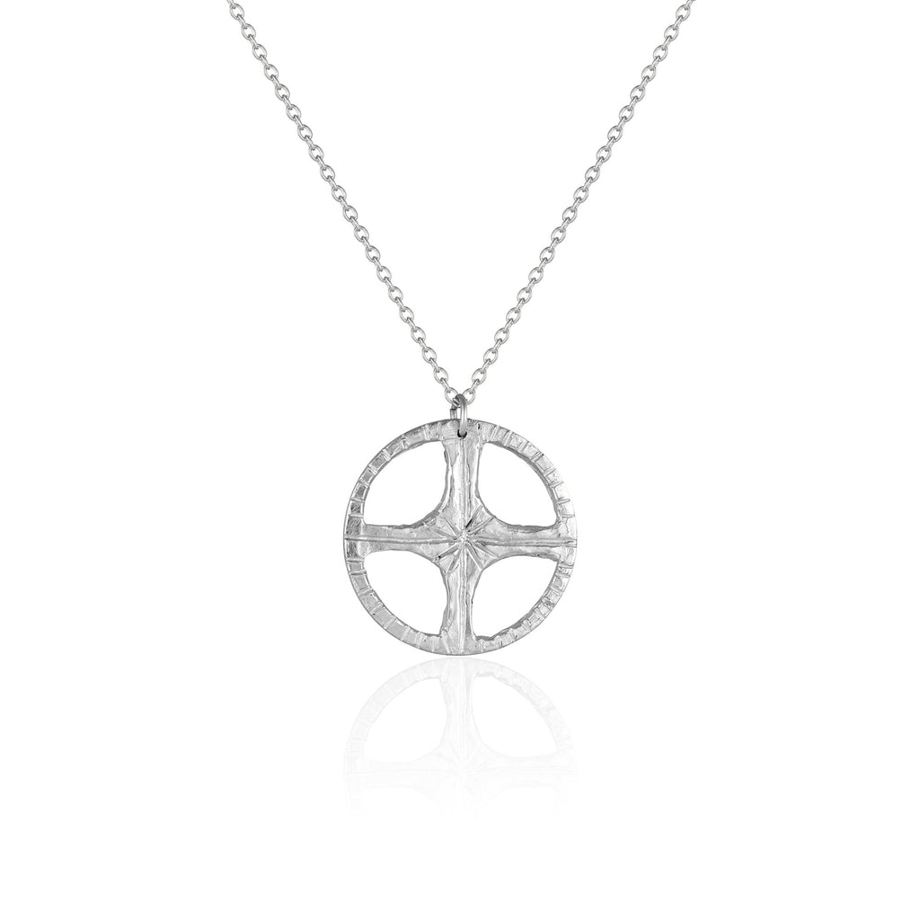 Sterling Silver Desiree Necklace