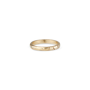 14k Gold Liz Band