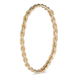14k Gold Lillian Bangle