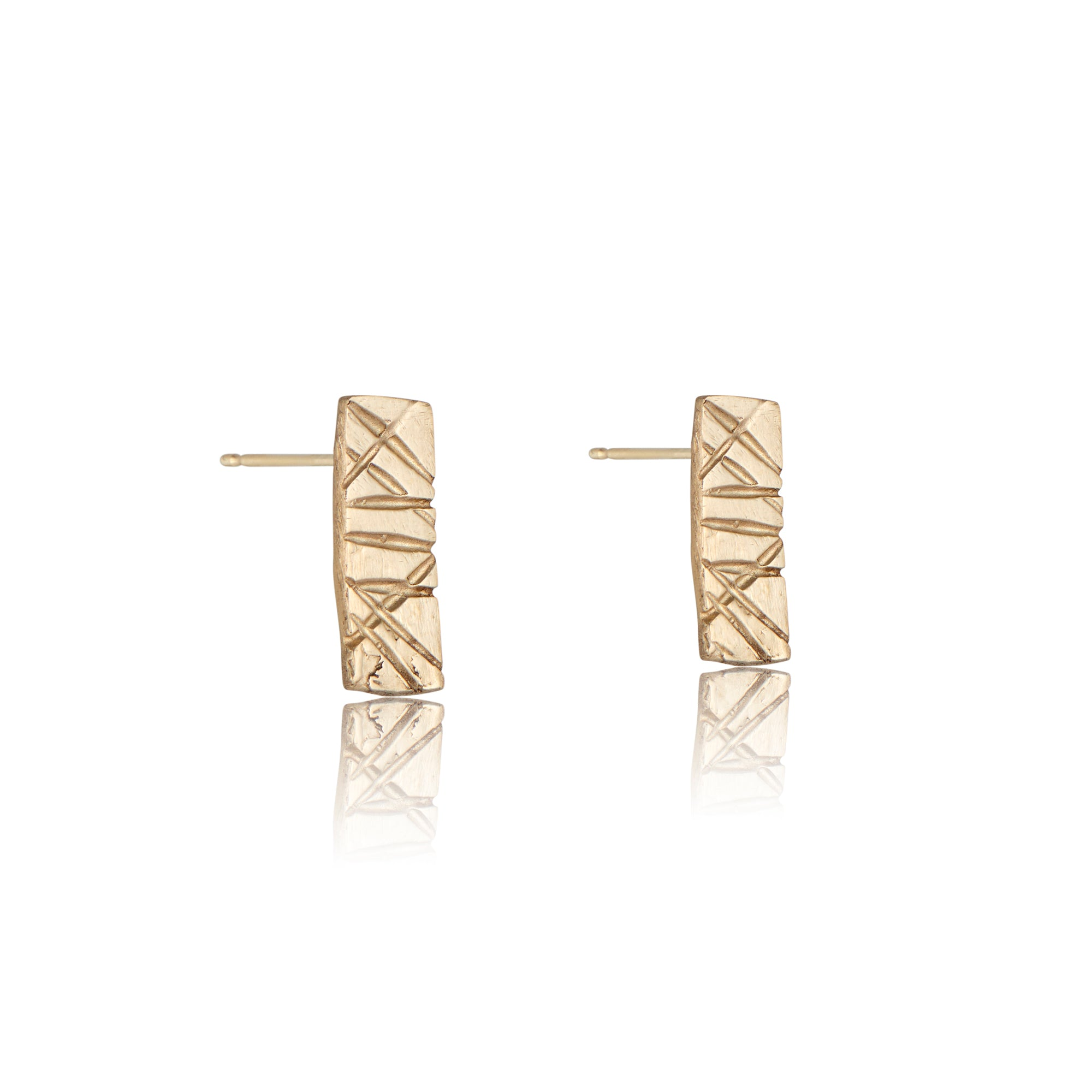 Wear them to work, wear them to a black tie event, wear them anywhere! The Jackie Stud designed by Natalie McMillan is a super versatile pair of earrings that can be worn with pretty much anything.