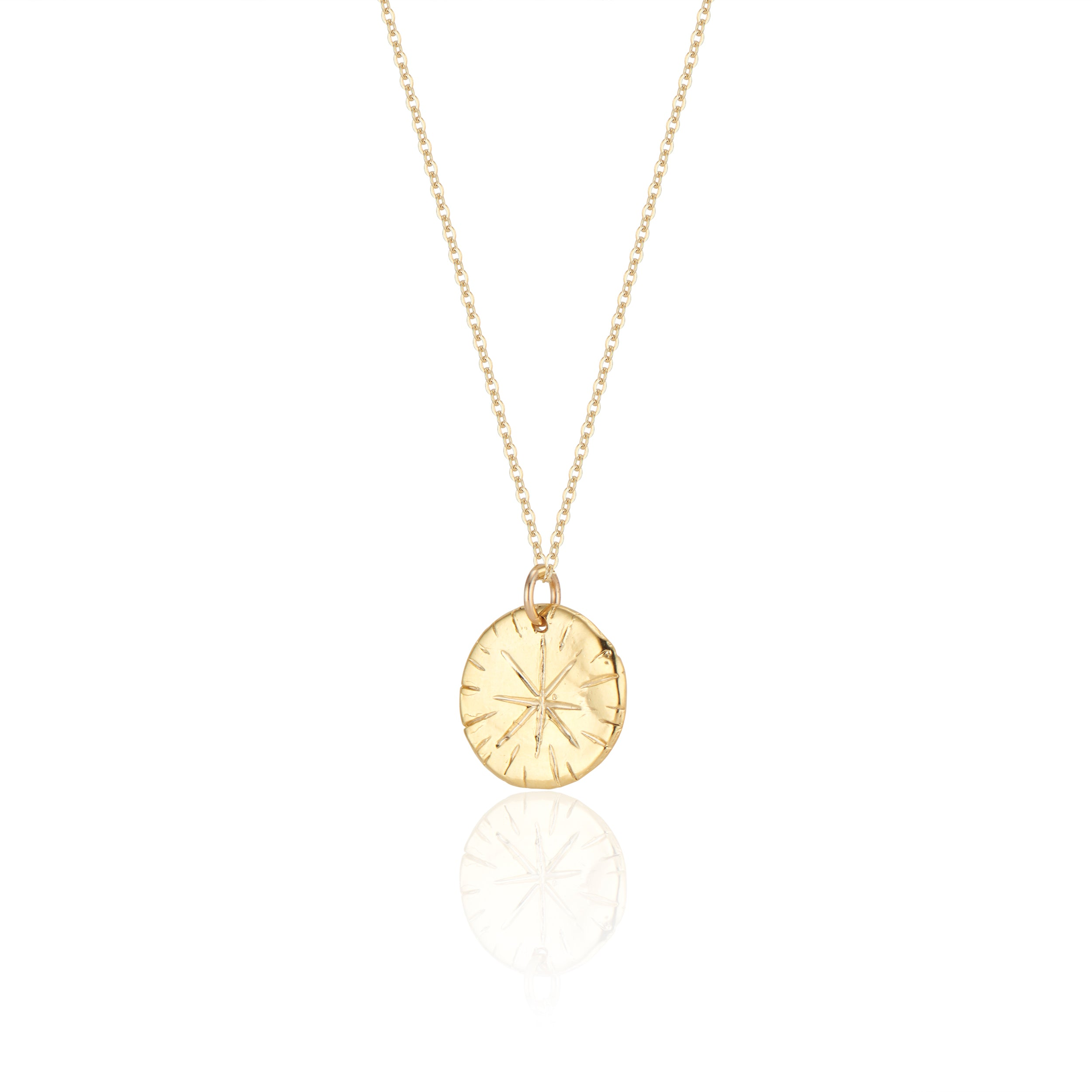 14K GOLD STELLA NECKLACE