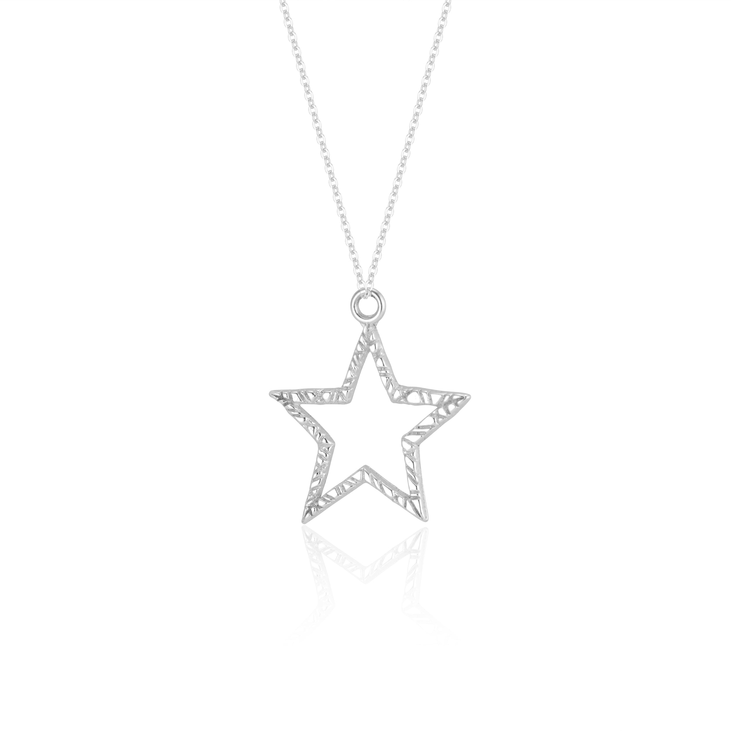 BABY I'M A STAR NECKLACE