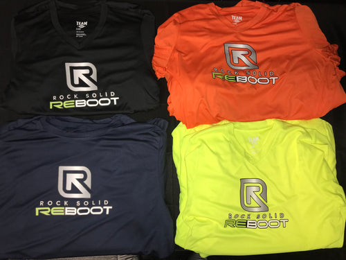 Apparel (Rock Solid Reboot Shirts)
