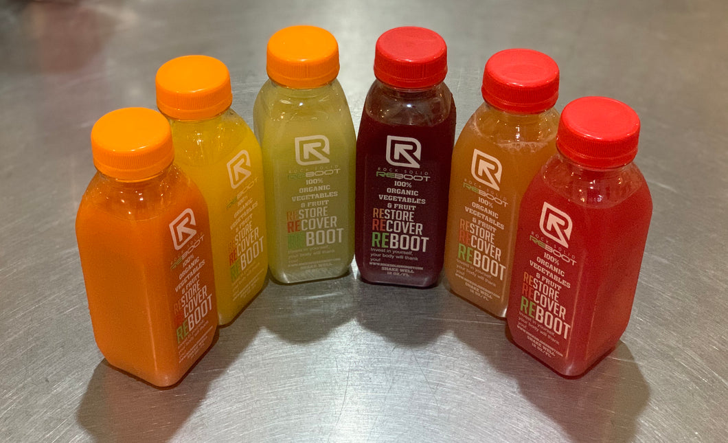 12oz Variety Pack (6 juices)