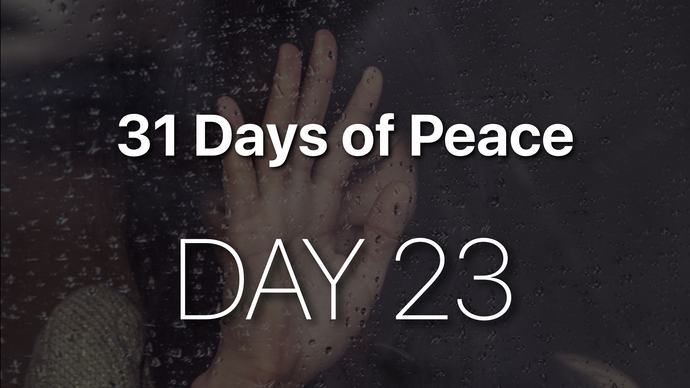 Day 23: Healing May Get Ugly – Love Yourself Anyway