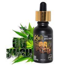 Load image into Gallery viewer, OG Kush Tincture - <b>2000mg</b>