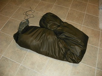 Hammock / Quilt Catch-All Sack