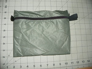 Zippered Storage Pouch