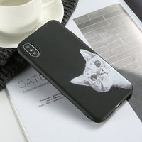 Cute Cat Mobile Phone Case for Huawei - 2 Styles (FREE SHIPPING)
