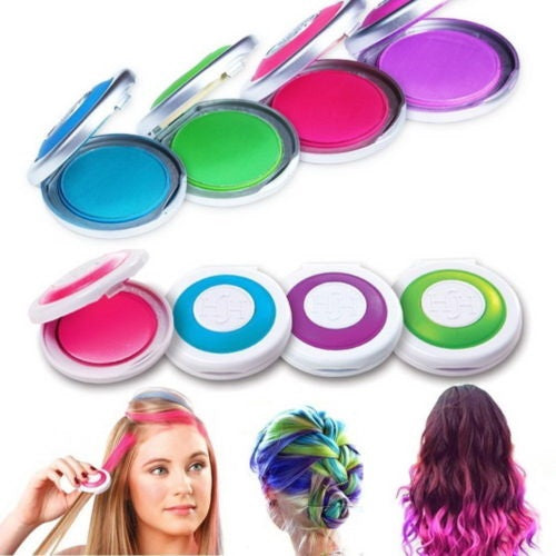 Hair Chalk Temporary Hair Coloring Set (FREE SHIPPING)
