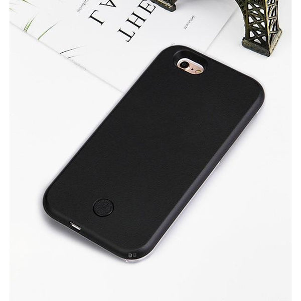 Luxury Luminous Mobile Phone Case For iPhone (FREE SHIPPING)