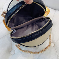 Basketball Handbag w/Shoulder Strap (FREE SHIPPING)