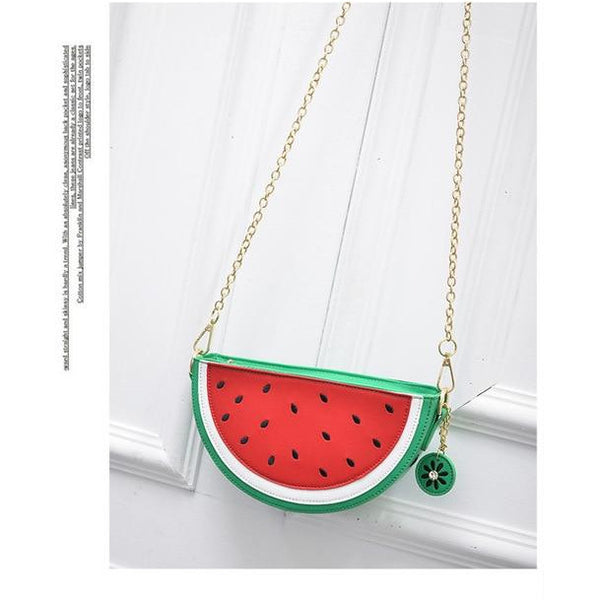 Lemon and Watermelon Crossbody Bags (FREE SHIPPING)