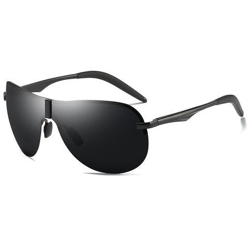 Retro Anti-UVA/UVB/UVC Aluminum Sunglasses - 5 Colors (FREE SHIPPING)