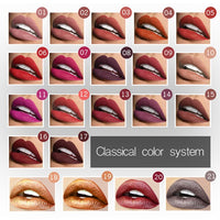 Long Lasting Liquid Matte Lipstick - 21 Colors to Choose From (FREE SHIPPING)