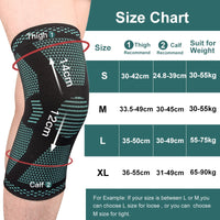 Maximum Comfort Elastic Knee Support - 2 Different Colors (FREE SHIPPING)