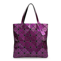 Geometric Tote Bag - 9 Different Colors to Choose From (FREE SHIPPING)