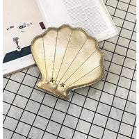 Decorative Pearl Shell Shoulder Bag - Comes in 5 Different Colors (FREE SHIPPING)