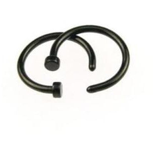 Stainless Steel Hoop Nose Ring (FREE SHIPPING)