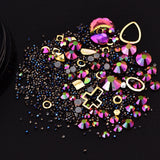 3D Crystal Nail Art - 12 Different Kinds to Choose From! (FREE SHIPPING)