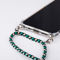 Transparent Mobile Phone Case w/Lanyard for iPhone (FREE SHIPPING)