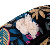Lovely Leaf Pattern Tote Bag w/Rope Handles (FREE SHIPPING)