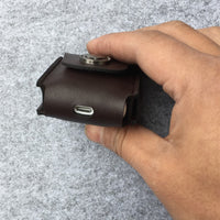 Genuine Leather AirPod Case