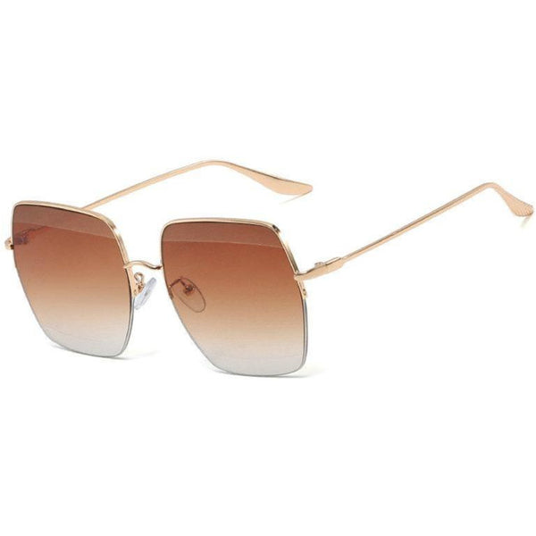 Big Square Sunglasses - Available in 3 Different Colors (FREE SHIPPING)