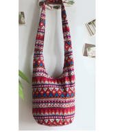 Elephant Sling Crossbody Bag - 5 Different Colors/Patterns (FREE SHIPPING)