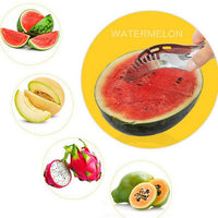 Stainless Steel Melon Slicer Knife (FREE SHIPPING)