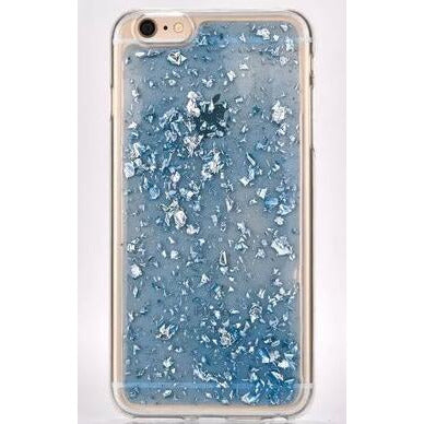 Transparent Glitter Soft Silicone Mobile Phone Case for iPhone (FREE SHIPPING)