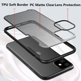 Silicone Matte Mobile Phone Case for iPhone (FREE SHIPPING)