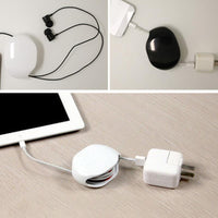 Automatic Cord Winder Organizer for Wired Headphones (FREE SHIPPING)