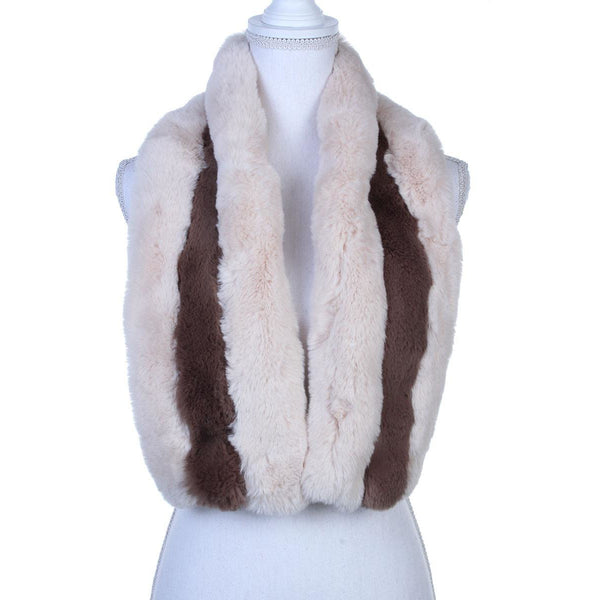 Two Tone Soft Oblong Scarf - 3 Colors to Choose From!