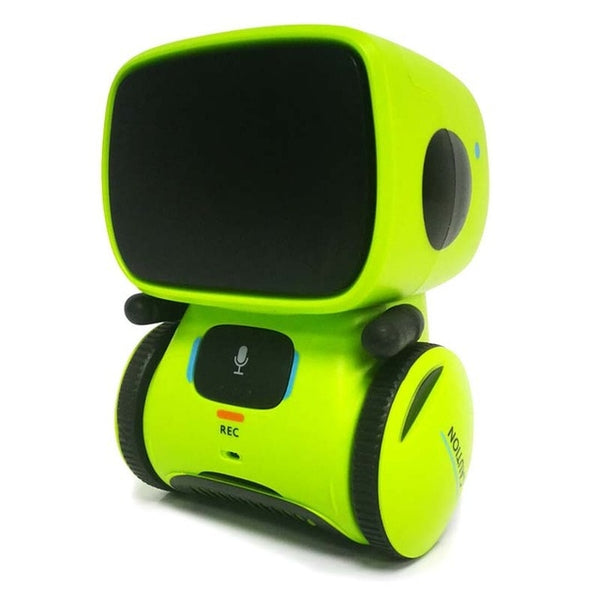 Interactive Speaking, Recording and Dancing Toy Robot (FREE SHIPPING)