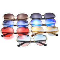 Vintage UV400 Gradient Cat Eye Sunglasses - 7 Colors (FREE SHIPPING)