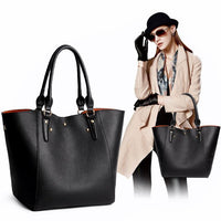 Retro Tote Style Handbag - 10 Different Colors (FREE SHIPPING)
