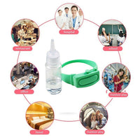 Wristband Hand Sanitizer Dispenser (FREE SHIPPING)