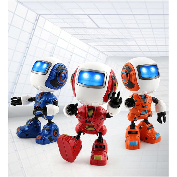 Touch Induction Toy Robot (FREE SHIPPING)