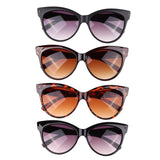 Gradient Cat Eye Sunglasses - Available in 3 Different Colors