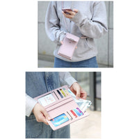 Mobile Phone Clutch Bag w/Adjustable Detachable Shoulder Strap - 12 Colors/Patterns (FREE SHIPPING)