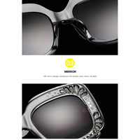 Luxury Big Frame HD Sunglasses - Available in 5 Colors (FREE SHIPPING)